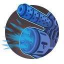 Battleborn - Whiskey Foxtrot - Scrap Cannon