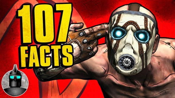 107 Borderlands Facts that YOU Should Know!