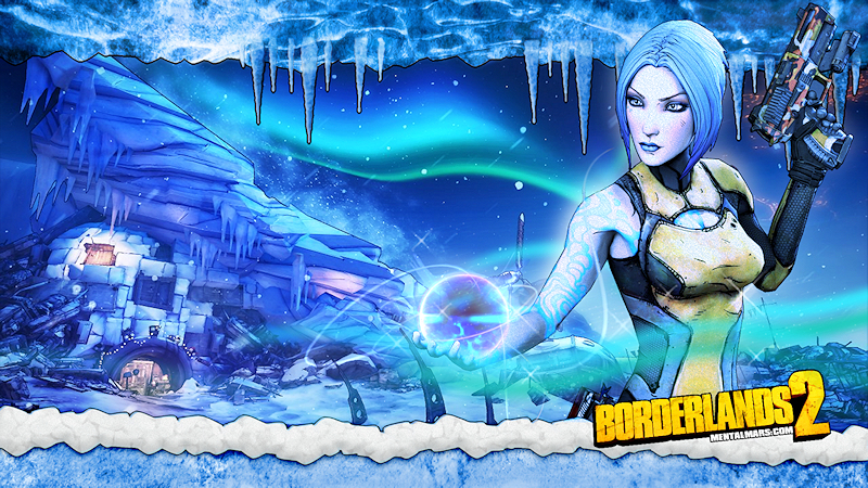 Borderlands 2 Windshear Waste Wallpaper - Maya