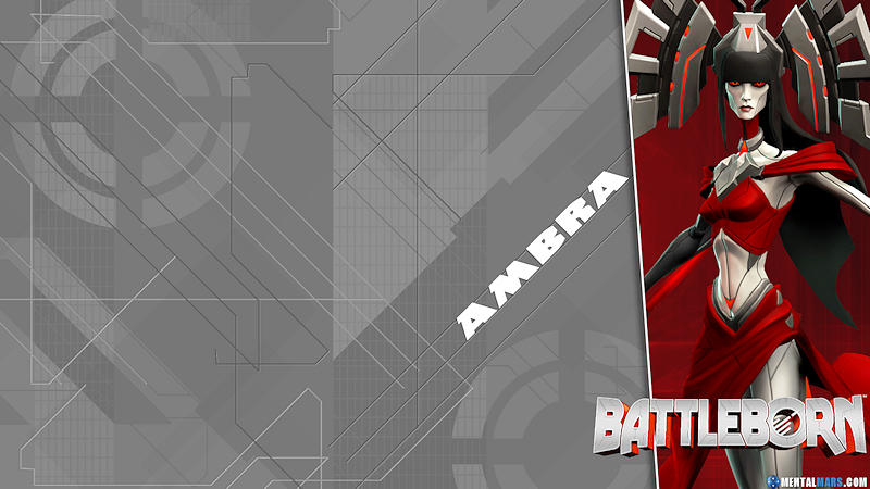 Battleborn Blade Wallpaper - Ambra