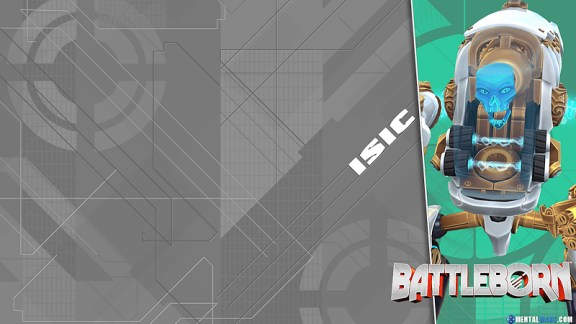 Battleborn Blade Wallpaper - ISIC