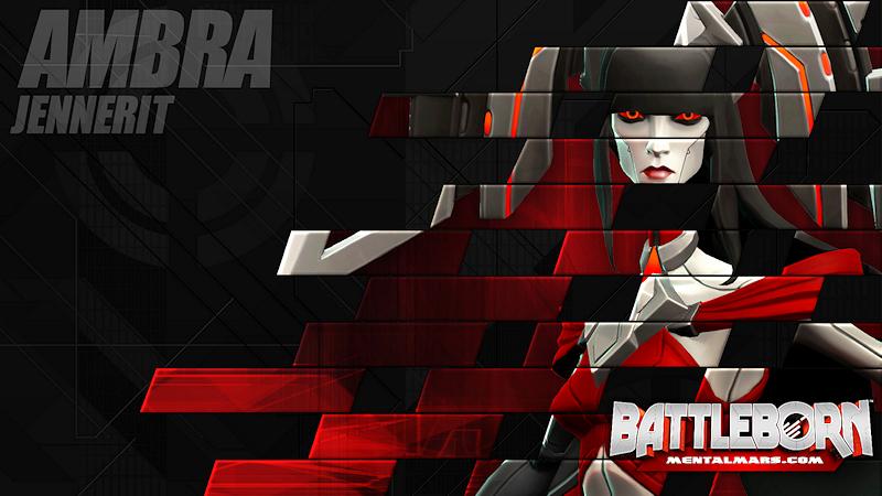 Battleborn Champion Wallpaper - Ambra
