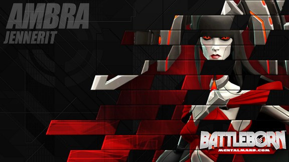 Battleborn Champion Wallpaper - Ambra