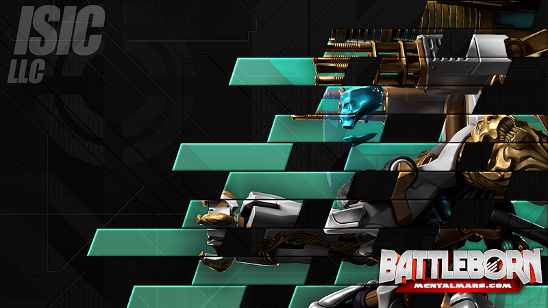 Battleborn Champion Wallpaper - ISIC