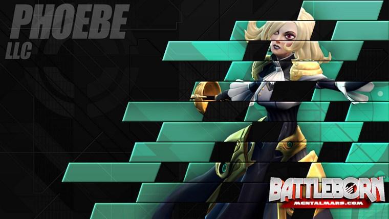 Battleborn Champion Wallpaper - Phoebe