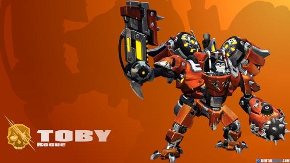 Battleborn Character Wallpaper - Toby