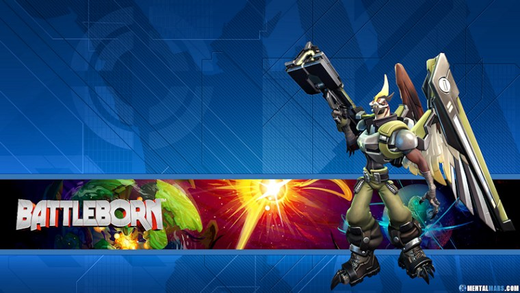 Battleborn Hero Wallpaper - Benedict