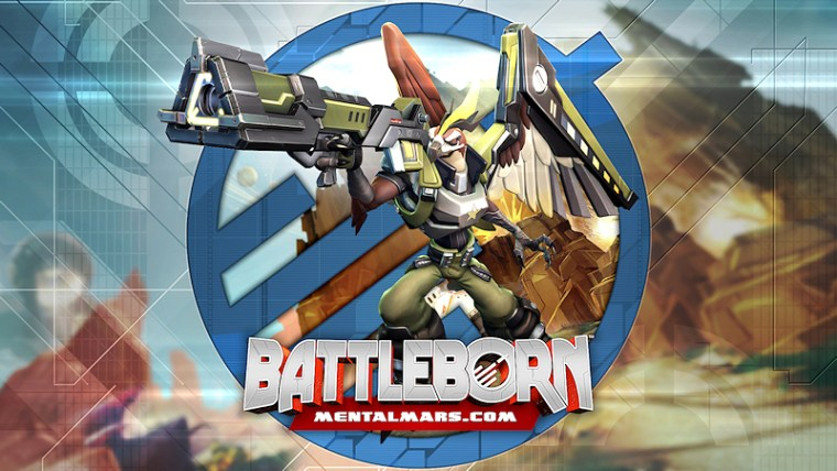 Battleborn Legends Wallpaper - Benedict