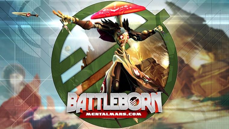 Battleborn Legends Wallpaper - Miko
