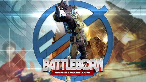Battleborn Legends Wallpaper - Oscar Mike
