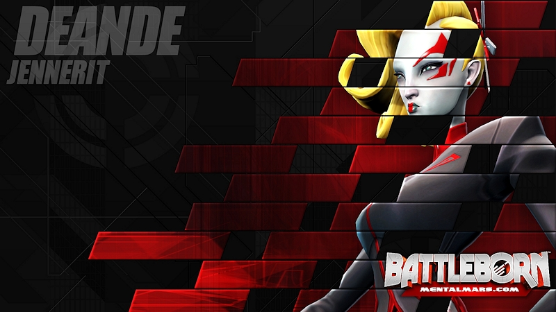 Battleborn Champion Wallpaper - Deande