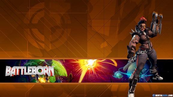 Battleborn Hero Wallpaper - Reyna