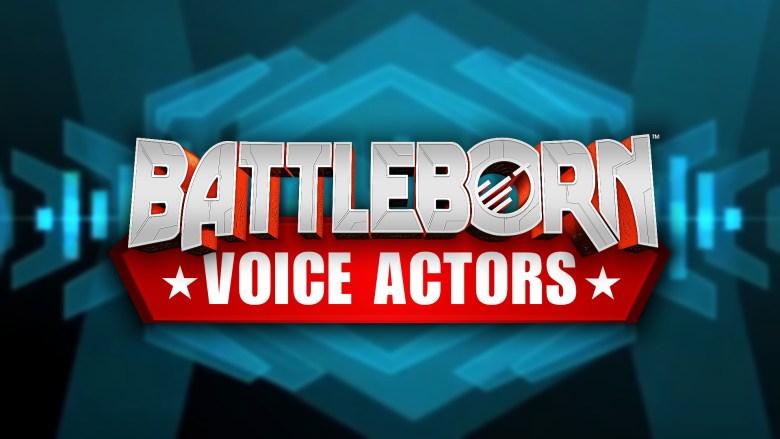 Battleborn Voice Actors