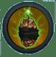 Pendles Skill 1 - Smoke Bomb
