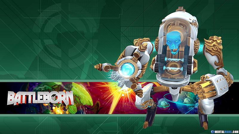 Battleborn Hero Wallpaper - ISIC