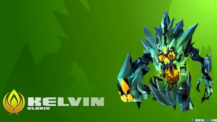 Battleborn Cool Wallpaper - Kelvin
