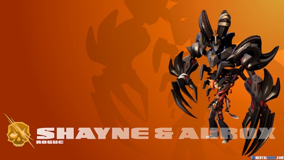 Battleborn Cool Wallpaper - Shayne & Aurox