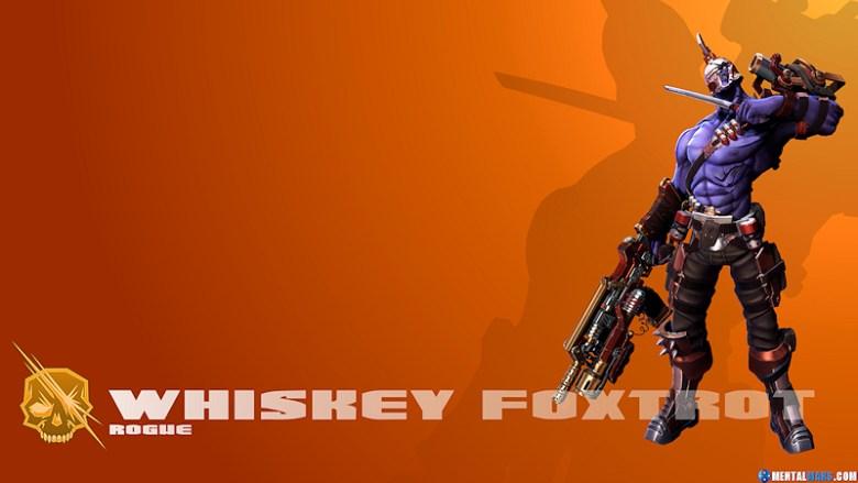 Battleborn Cool Wallpaper - Whiskey Foxtrot