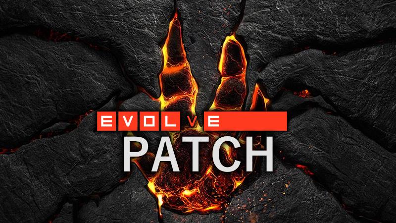 Evolve Stage 2 Patch