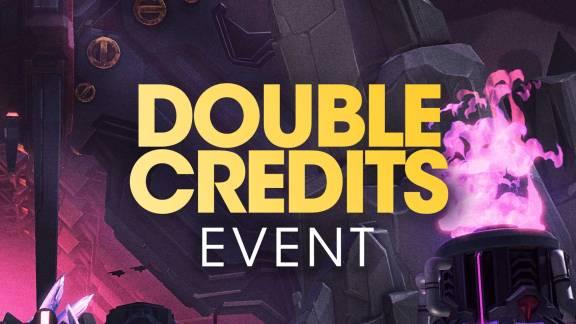 Battleborn Double Credits Event