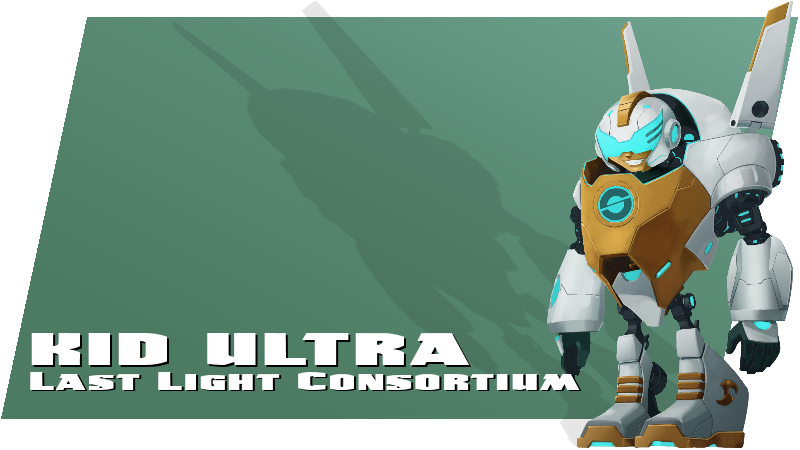 Battleborn - Kid Ultra