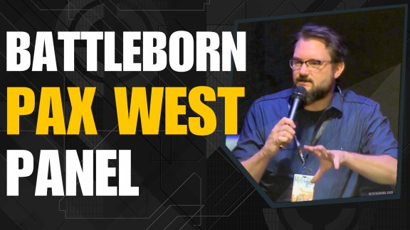 Battleborn Pax West 2016 Panel