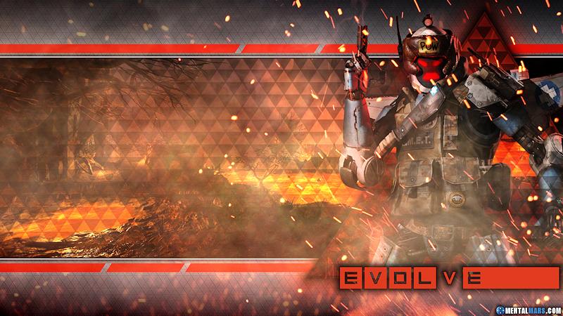 Evolve Wallpaper - Emet