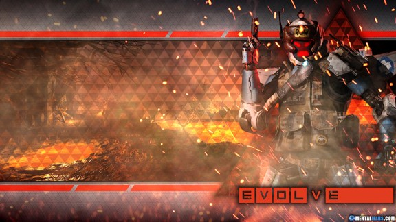 Evolve Wallpaper - Emet