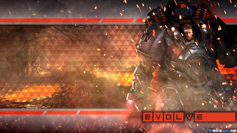 Evolve Wallpaper - Lennox