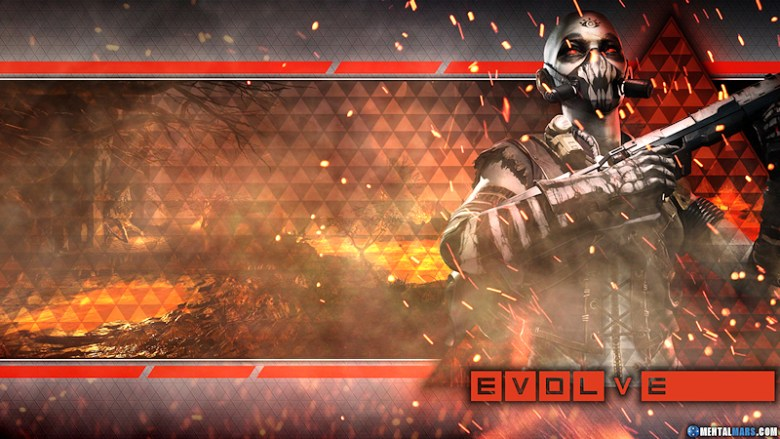 Evolve Wallpaper - Wasteland Maggie