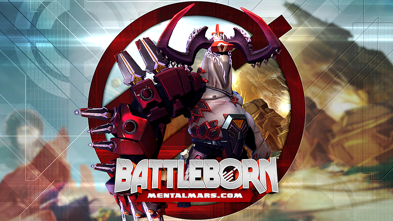 Battleborn Legends Wallpaper - Attikus