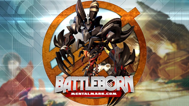 Battleborn Legends Wallpaper - Shayne & Aurox