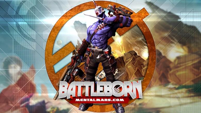 Battleborn Legends Wallpaper - Whiskey Foxtrot