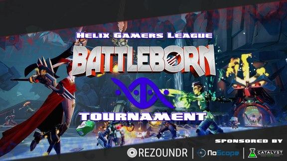 Helix Gamers League Battleborn