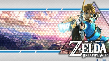 Breath of the Wild Courage Wallpaper