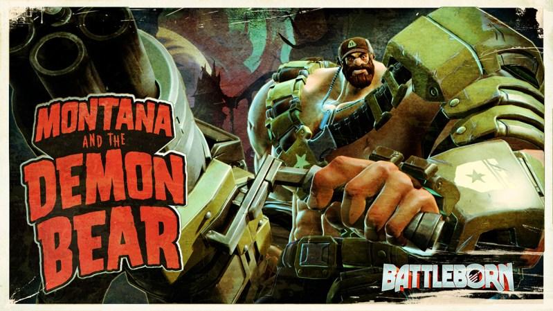 Montana and the Demon Bear - Battleborn Story Operation