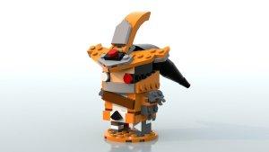 Orendi - Battleborn Lego