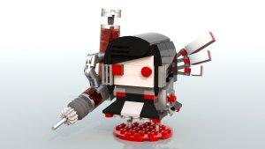 Beatrix - Battleborn Lego