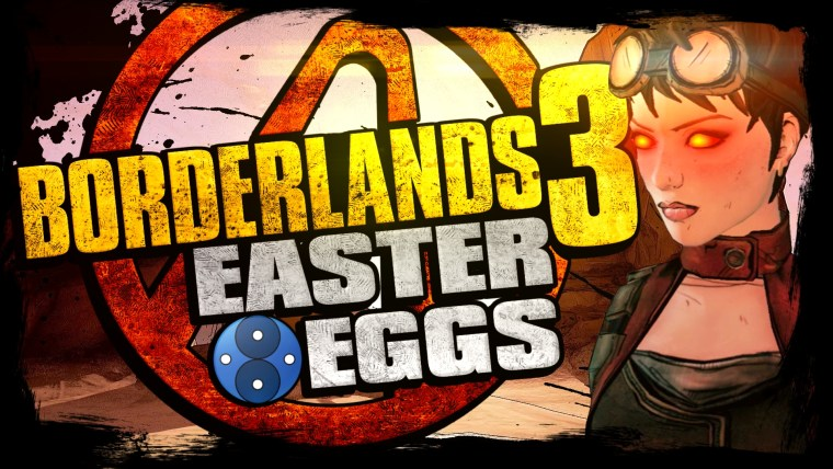 Borderlands 3 Easter Eggs Revealed Inside Battleborn