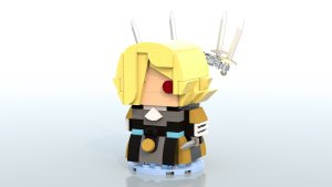 Phoebe - Battleborn Lego