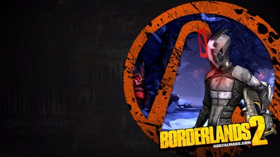 Borderlands 2 Vault Symbol Wallpaper - Zero - Preview