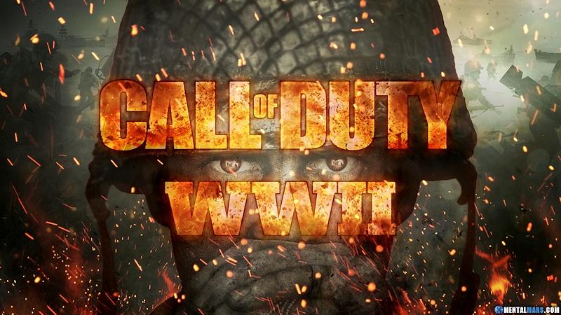 call of duty wwii wallpaper mentalmars