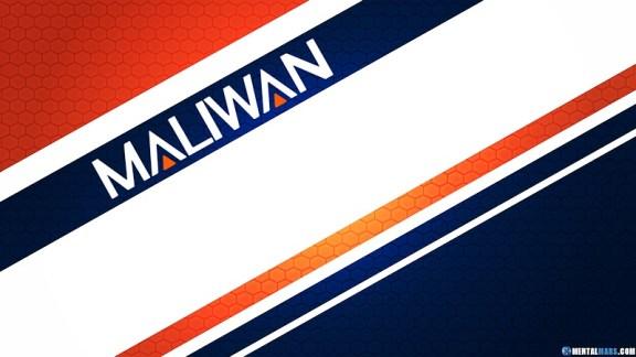 Maliwan Color Schema Weaponry Wallpaper - Preview