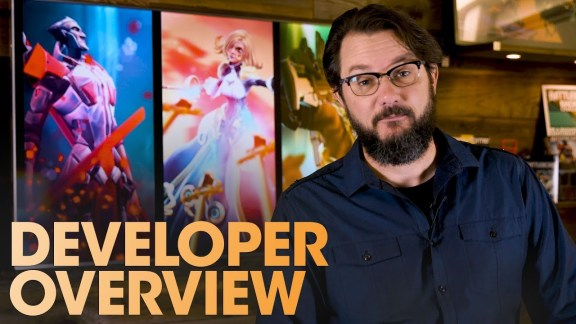 Battleborn Developer Overview with Randy Varnell