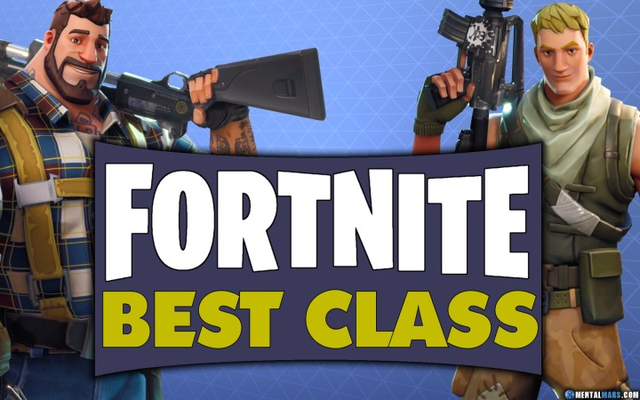 Fortnite Guide - Best Class