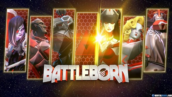Battleborn Join the Jennerit Faction Wallpaper