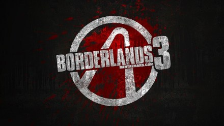 Borderlands 3 Bloodshot Wallpaper - Preview