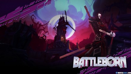 Battleborn Halloween Rath Wallpaper Preview