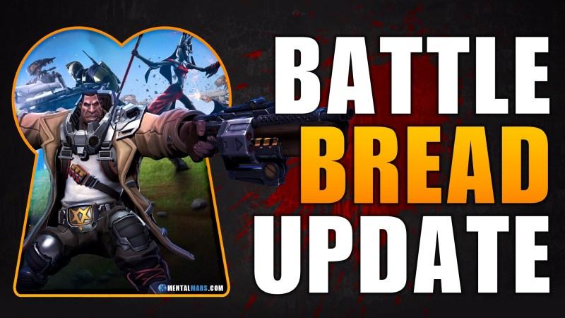 Battlebread Update