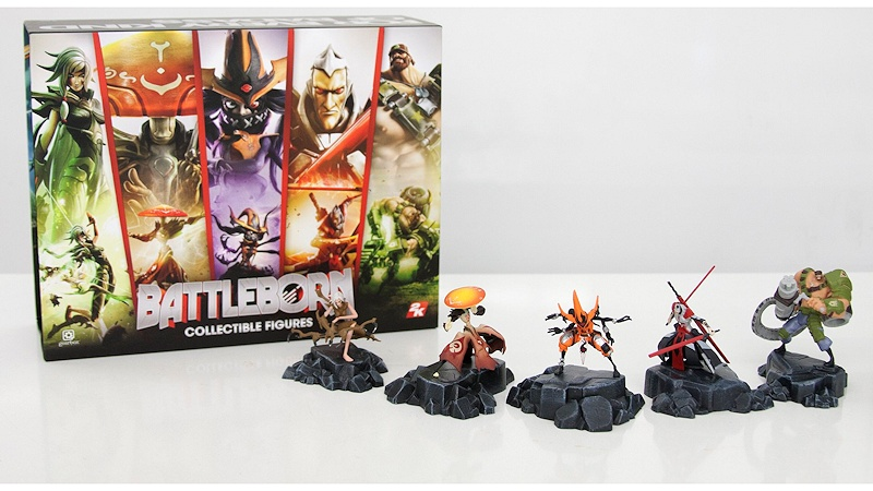 Battleborn Collectible Figures buy